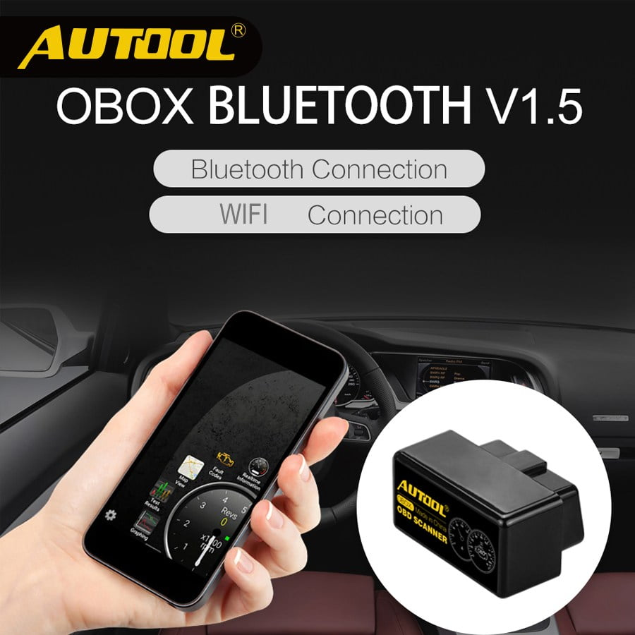 You can also purchase wireless obd2 scanners that connect via wifi or Bluetooth.