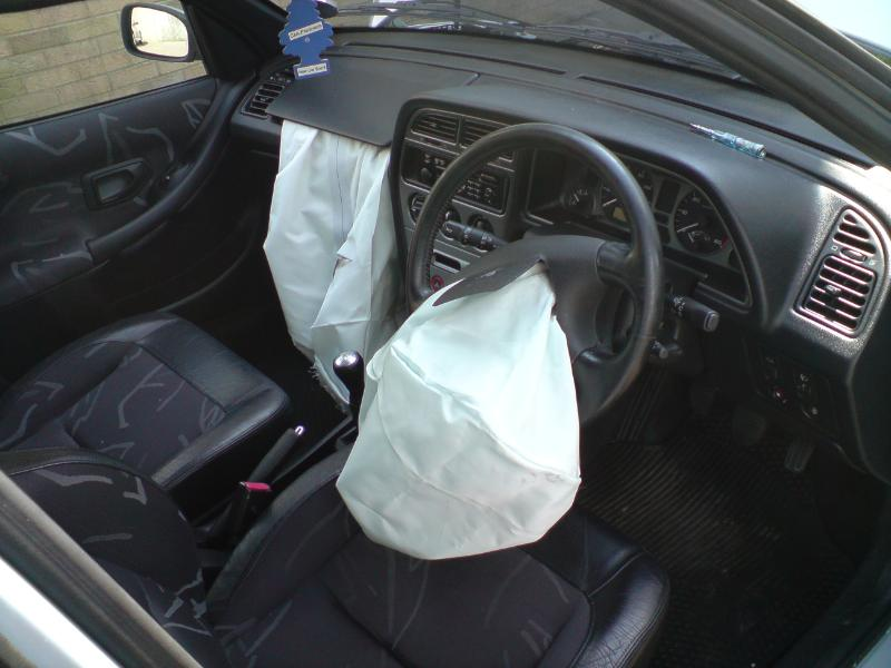 Replacing airbag of the car after an accident is simple and necessary for the car users.